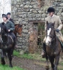 HUNT RIDE AT BALLYPALADY