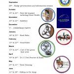 Dales & Connemaras Pony Club 2017-18