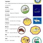 Shires Pony Club Programme 16 -17