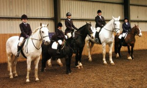 Riding School Competitors