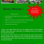 Clogher Valley Country Caravan Park Prize Details
