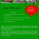 Clogher Valley Country Caravan Park Prize Details